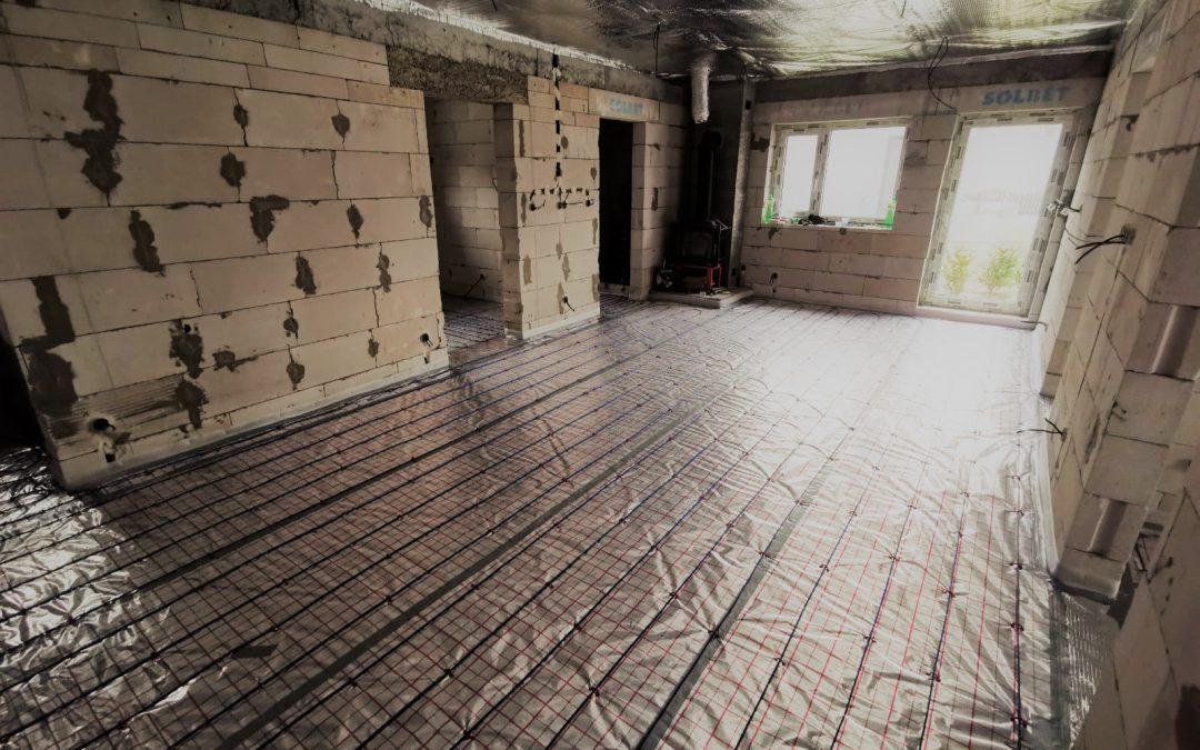 Kable grzewcze a mata grzewcza do ogrzewania podłogowego – które wybrać?